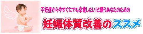 【不妊症克服】妊娠体質 改善のススメ【妊活成功ガイド】